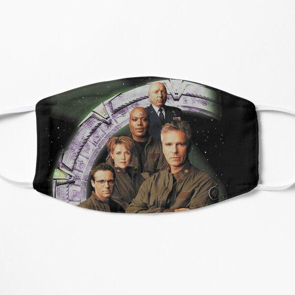 Stargate SG1 Masque sans plis