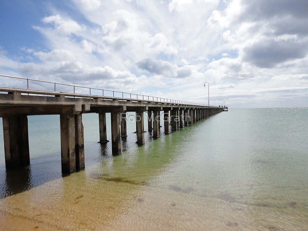 Dromana Pier 2011 by Rob McGrath