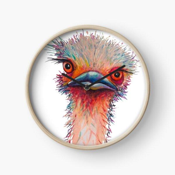 Ostrich Clock