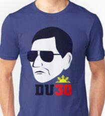 Digong Duterte - DU30 Prints T-Shirt