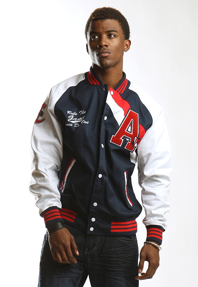 Letterman Jacket by Anthony Slaughter