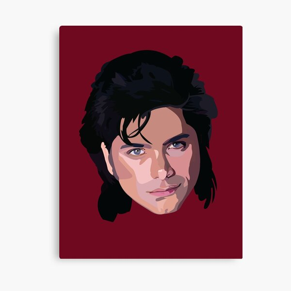 Uncle Jesse Canvas Print