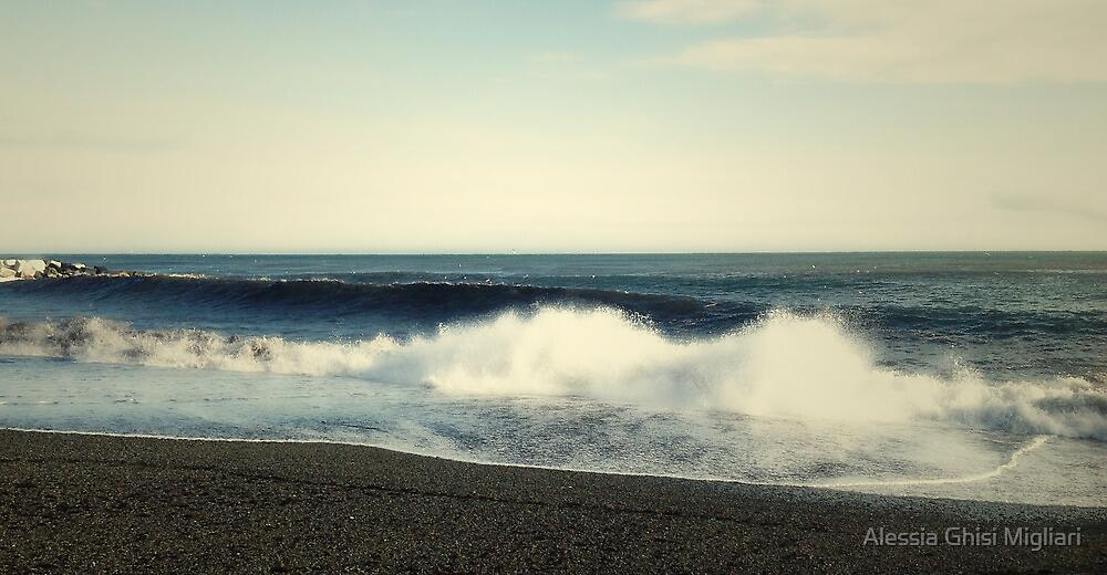 Stormy me by Alessia Ghisi Migliari