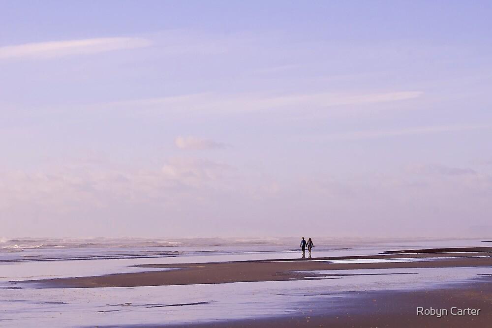 Evening Walk by Robyn Carter