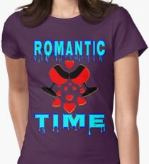 °•Ƹ̵̡Ӝ̵̨̄Ʒ♥Romantic Time Splendiferous Clothing & Stickers♥Ƹ̵̡Ӝ̵̨̄Ʒ•° Women's Fitted T-Shirt