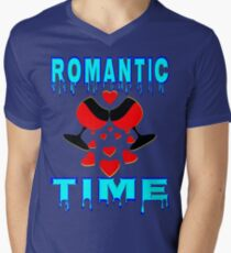 °•Ƹ̵̡Ӝ̵̨̄Ʒ♥Romantic Time Splendiferous Clothing & Stickers♥Ƹ̵̡Ӝ̵̨̄Ʒ•° Men's V-Neck T-Shirt