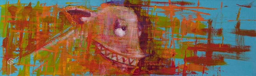 smile monster by gbr1