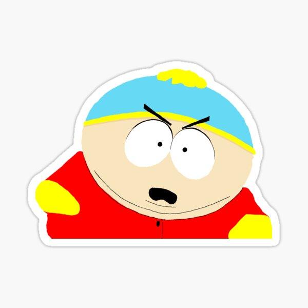 Eric Cartman Aufkleber! (Süd Park) Sticker