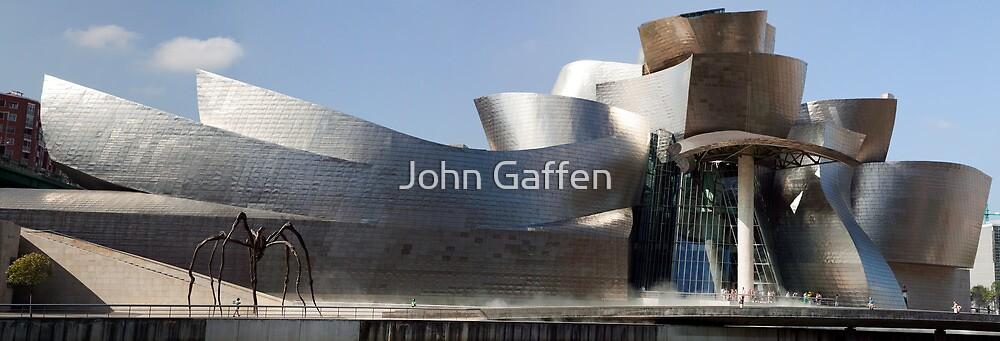 Guggenheim Panorama by John Gaffen