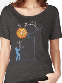 Breaking Bad Pizza Toss Women's Relaxed Fit T-Shirt