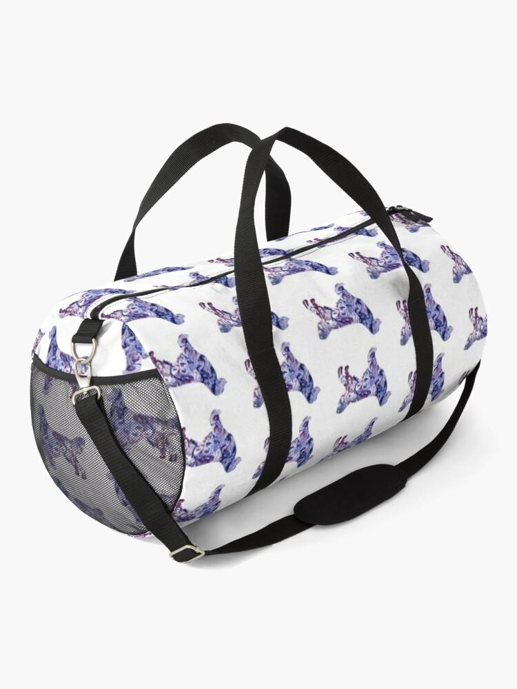 Alternate view of Golden Retriever Duffle Bag