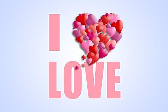 I Heartily Heart Love by JDBee