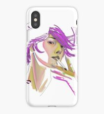 Monica iPhone Case