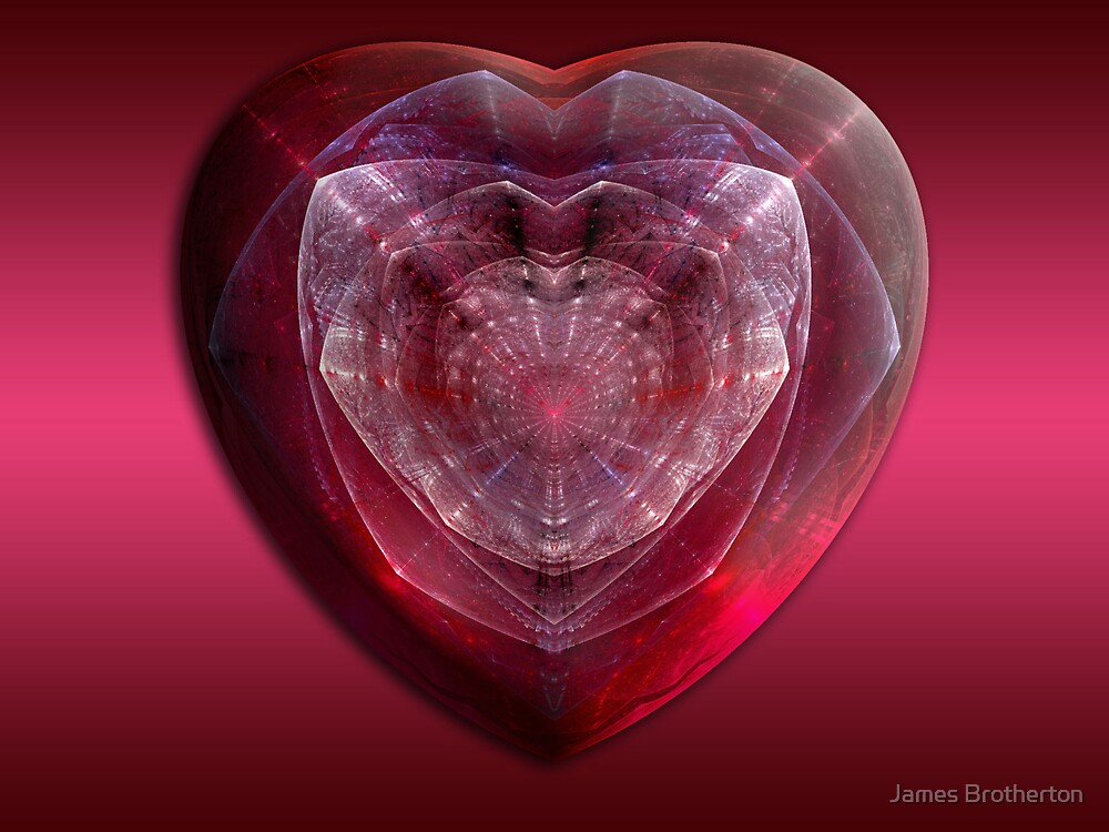 Gem Of A Heart by James Brotherton