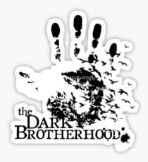 The Dark Brotherhood Sticker