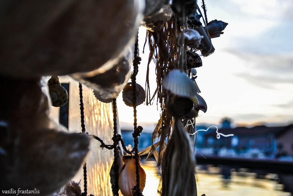 thessaloniki greece port by Frastaliano