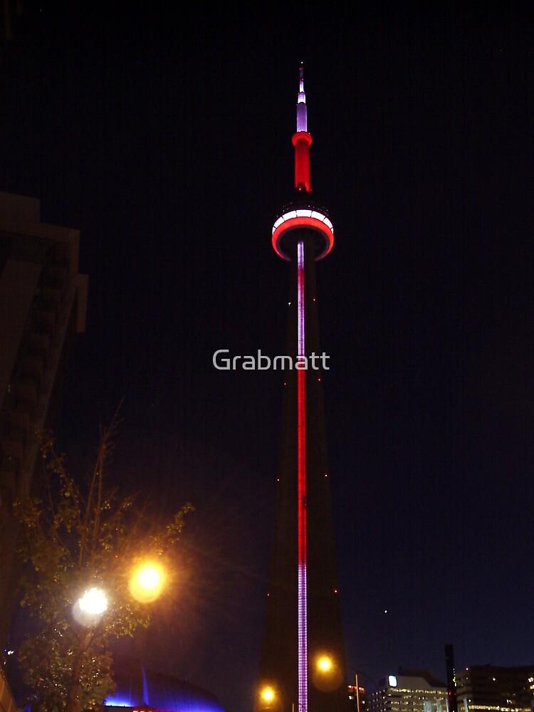 CN Tower by Grabmatt