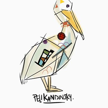 Pelikandinsky by sweetlynumb