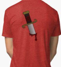 Backstab! Tri-blend T-Shirt