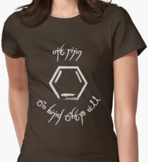 One Ring Women's Fitted T-Shirt