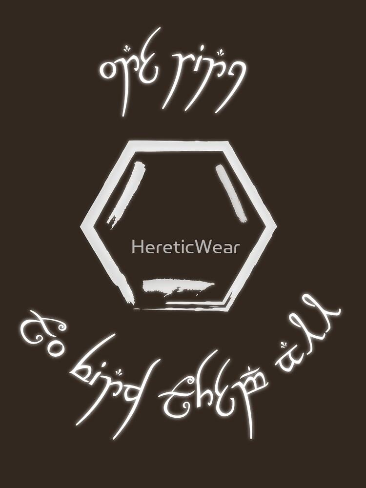 TShirtGifter presents: One Ring | Unisex T-Shirt
