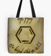 One Ring Tote Bag