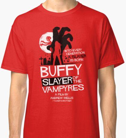 Asesino de los Vampiros Camiseta clásica
