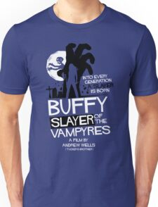 Slayer of the Vampyres Unisex T-Shirt