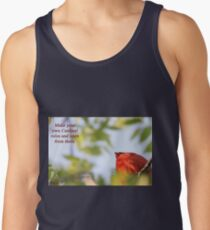 Make your own Cardinal rules and learn from them. Tank Top