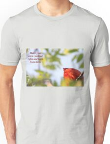 Make your own Cardinal rules and learn from them. T-Shirt