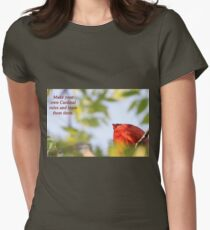 Make your own Cardinal rules and learn from them. Women's Fitted T-Shirt