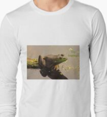 Try Leaping Long Sleeve T-Shirt
