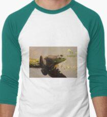 Try Leaping Men's Baseball ¾ T-Shirt