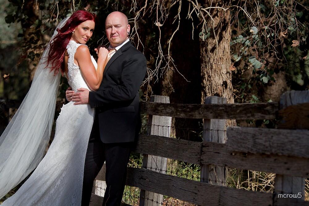 Wedding Portrait 2 by mcrow5