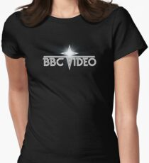 BBC Video Women's Fitted T-Shirt