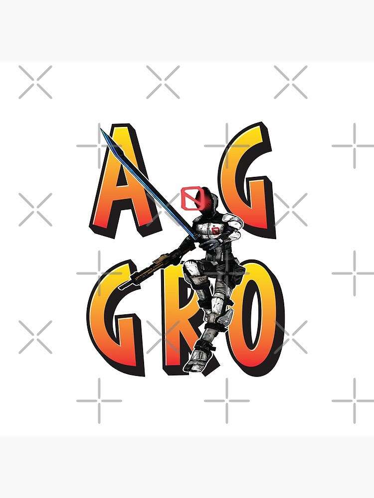 Zer0 The Assassin Borderlands Aggro Aggravation Aggressive by ProjectX23