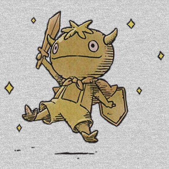 TShirtGifter presents: Ni No Kuni - Monster | Unisex T-Shirt
