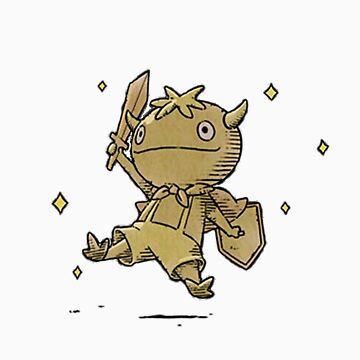 Ni No Kuni - Monster by RicketySticks
