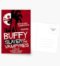 Slayer of the Vampyres Postcards