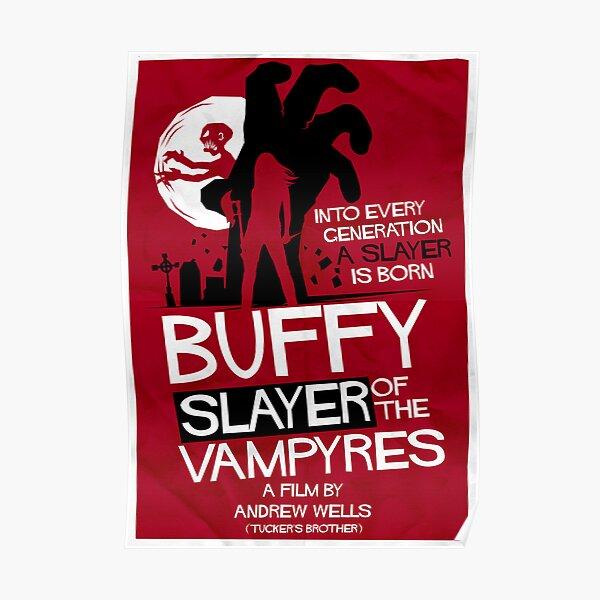Tueur des vampires Poster