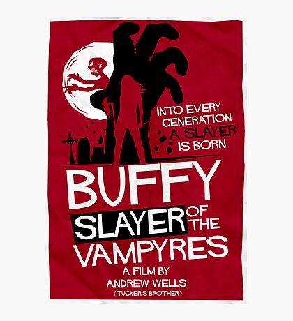 Slayer of the Vampyres Photographic Print