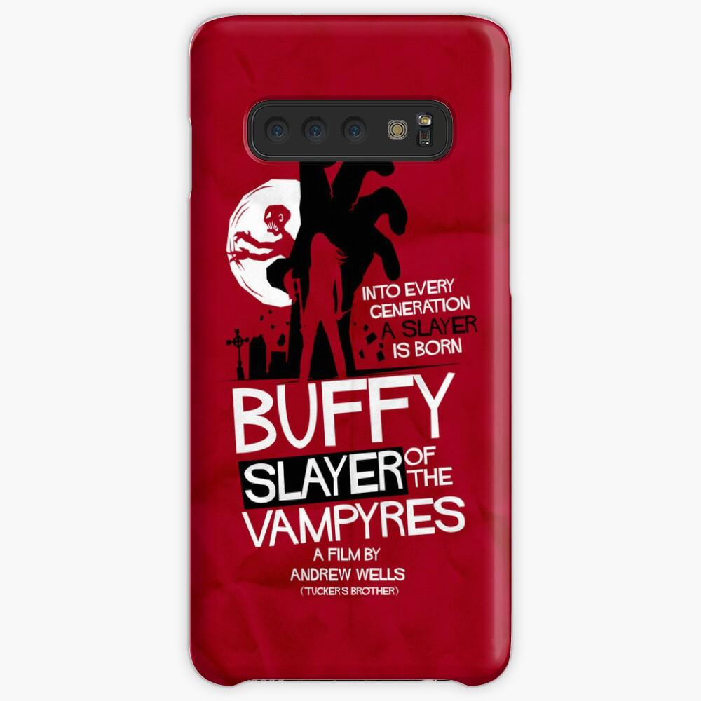 Slayer of the Vampyres Hülle & Klebefolie für Samsung Galaxy