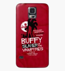 Slayer of the Vampyres Case/Skin for Samsung Galaxy