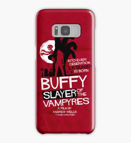 Slayer of the Vampyres Samsung Galaxy Case/Skin