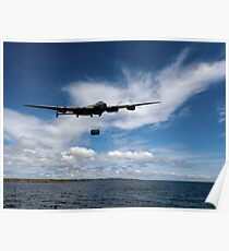 Lancaster releasing practice Upkeep Poster