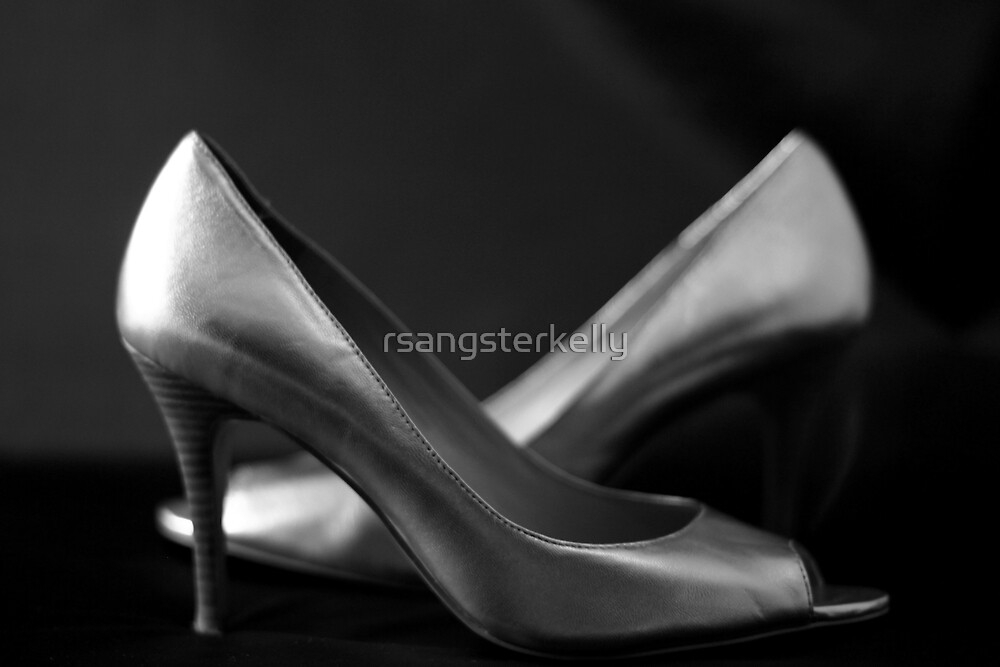Still Life - Heels Side By Side by rsangsterkelly