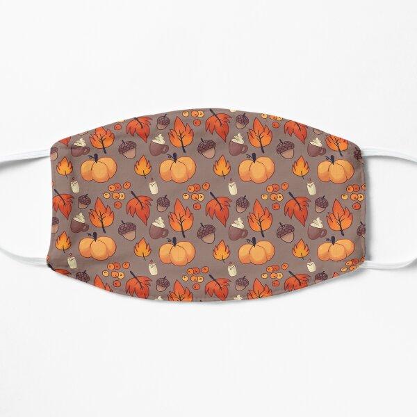 Halloween Autumn & Winter Spirit  Flat Mask