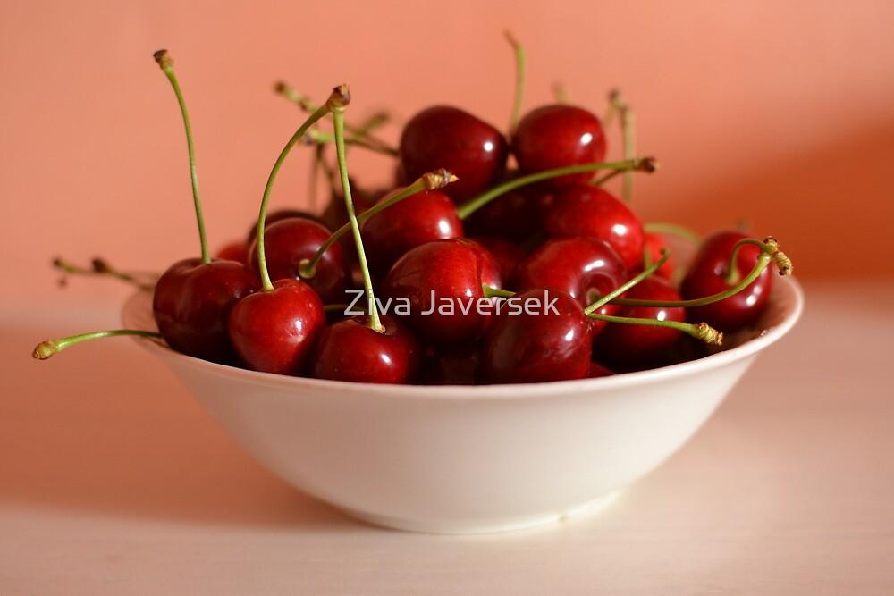 cherry by Ziva Javersek