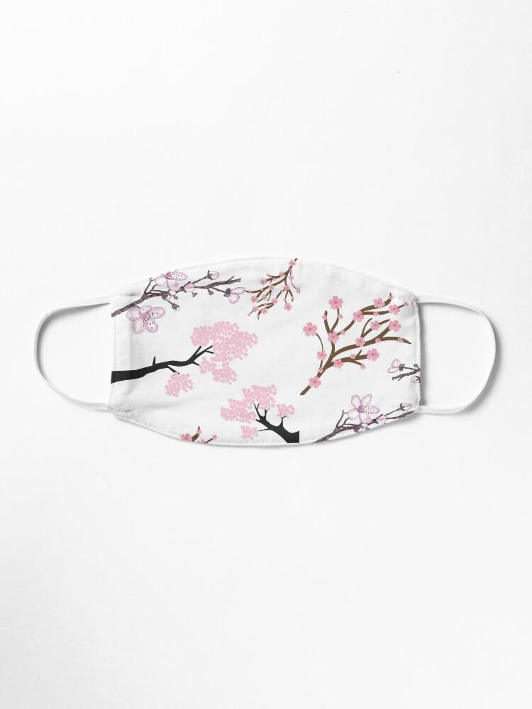 Vista alternativa de Mascarilla Flores de cerezo