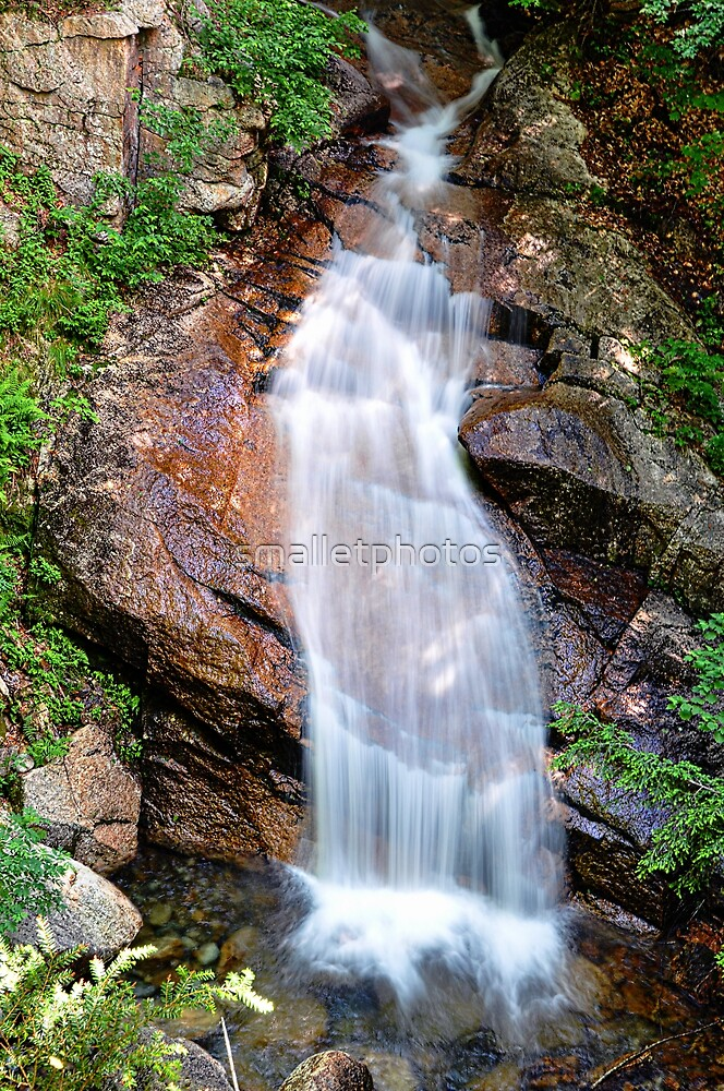 Liberty Gorge Cascade by smalletphotos